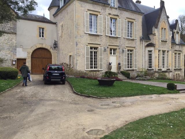 Servagnat Family Home in Vandeuil