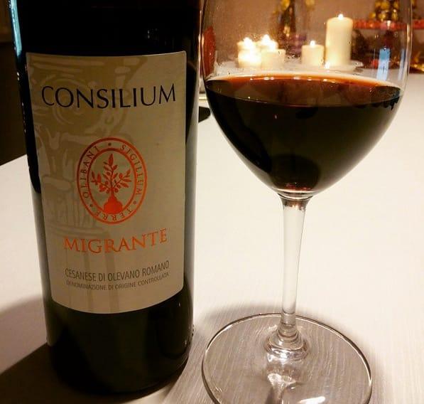 consilium with glass