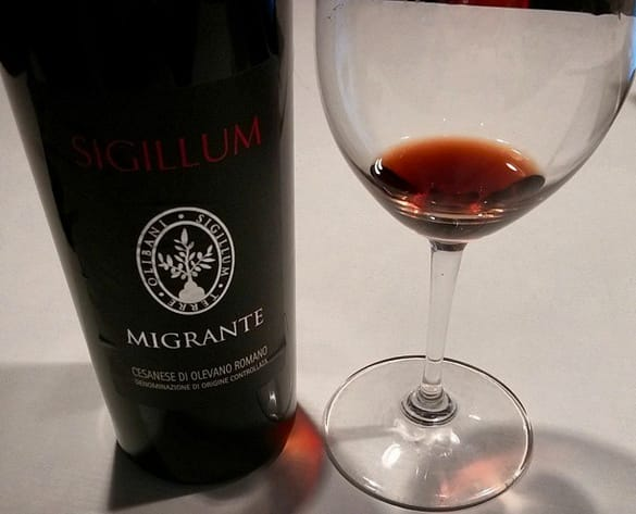 sigillum with glass
