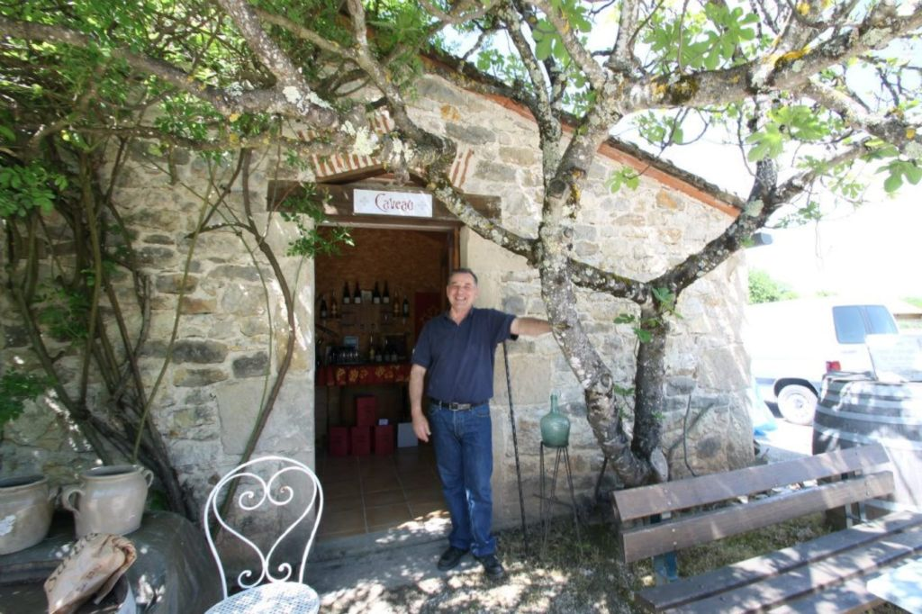 pierre-at-his-domaine